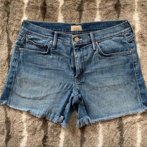 Mother Jean Shorts. Size - 29. EUC